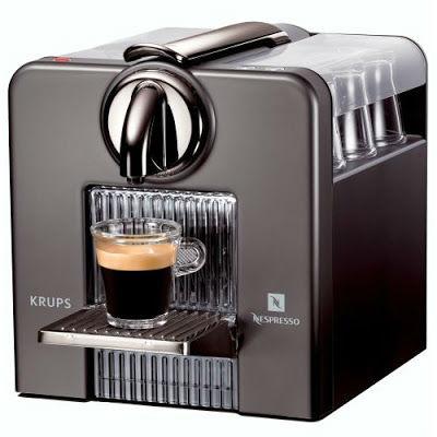 Concorra a cafeteira Nespresso