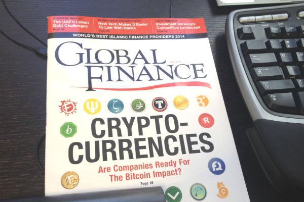 Receba revista Global Finance