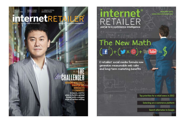 Internet Retailer revista