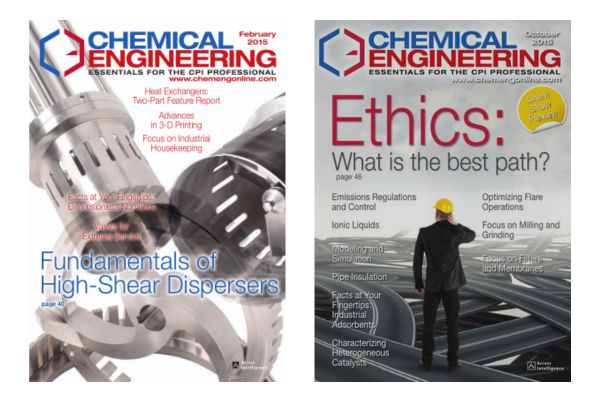 revista Chemical Engineering