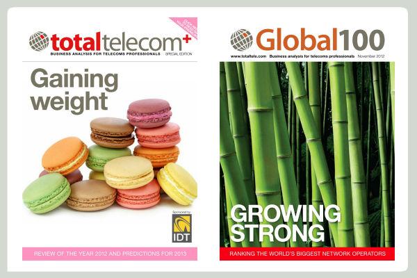 Receba revista Total Telecom