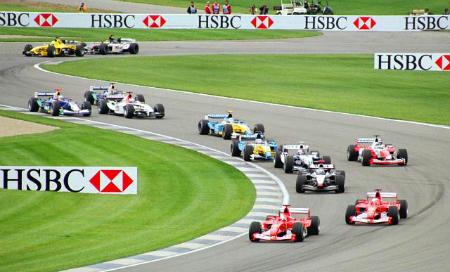 você na história da Fórmula 1