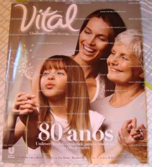 revista vital unilever