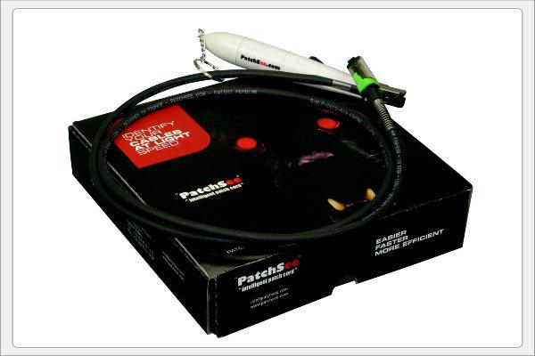 kit de fibra ótica