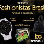 Concurso Brands Club fashionistas Brasil