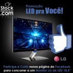 Promoo Stock Eletrnicos LED pra Voc