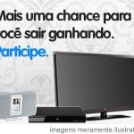 Promoo Globo.com sorteia kit de eletrnicos