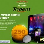 Promoo Trident Vida de Astro