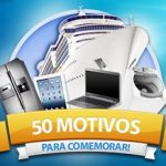 Concurso cultural Walmart 50 mais 