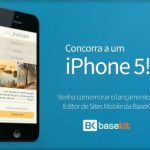 Concorra a 1 iPhone 5 na promoo da Basekit 