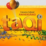 Concurso cultural aniversrio Taqi