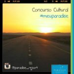 Concurso cultural meu paradise instagram