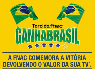 Torcida Fnac Ganha Brasil