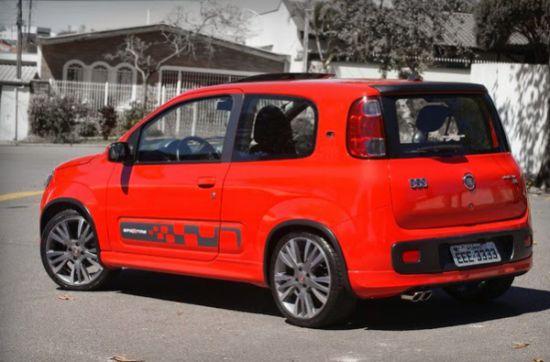 promoção sorteia automóveis Uno