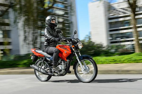 Promoção crie sua moto