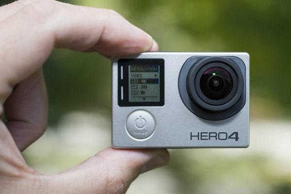 Filmadoras GoPro em oferta