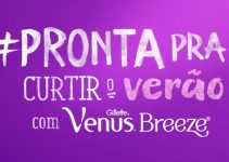venus breeze promocao