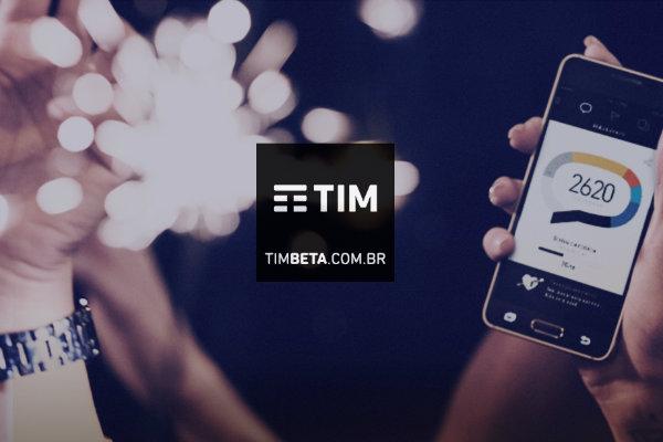 TIM Beta grátis
