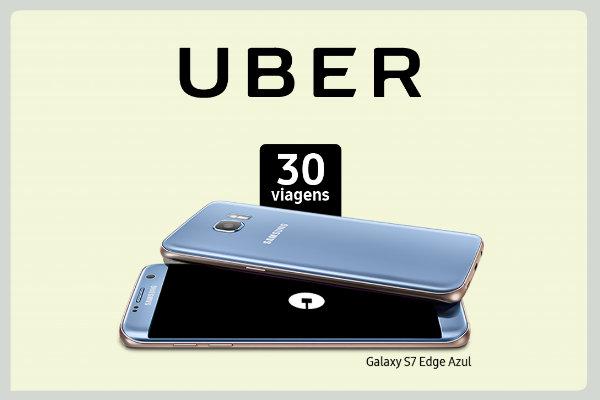 promoção samsung uber