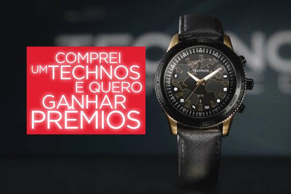 promoção technos prêmios