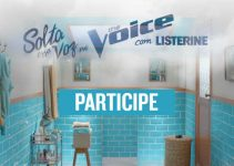 listerine the voice