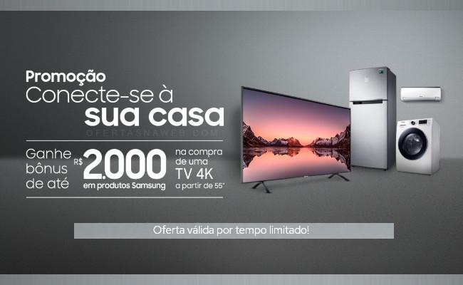 Kits com TV Samsung