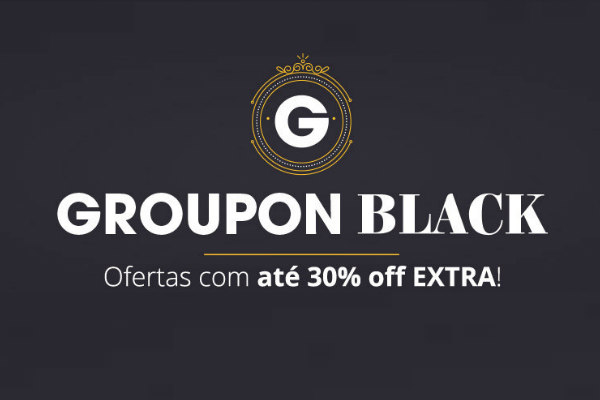 groupon black ofertas