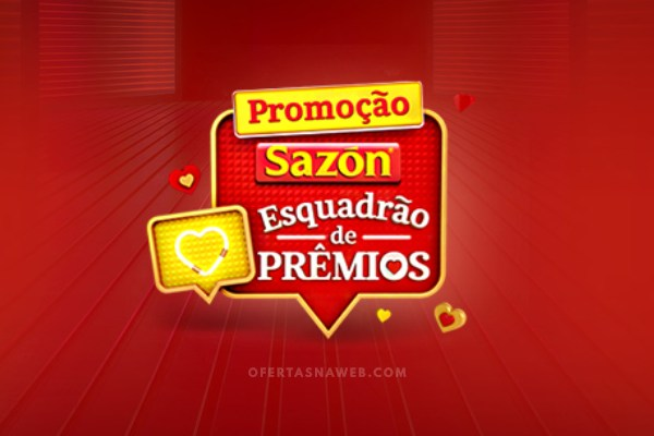 Promoção Sazón 2017