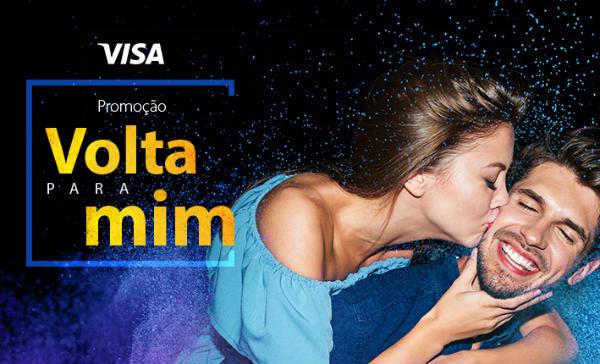 volta para mim Visa