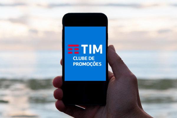 Clube de promoções TIM