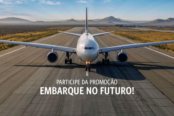 Promoção embarque no futuro