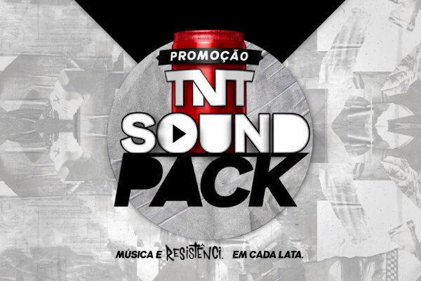Promoção TNT SoundPack