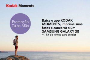 promoção kodak prêmios