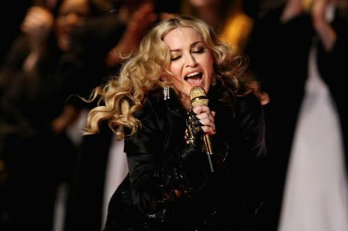 show de Madonna em Roma