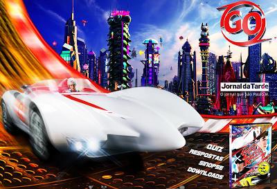 Promoção Limão Speed Racer