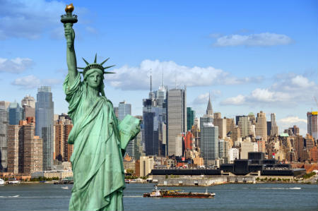 Acorde em Nova York