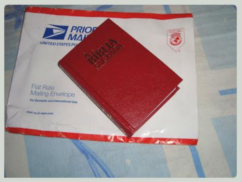 Bíblia Sagrada capa dura