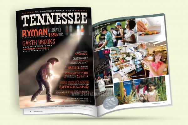 guia turístico do Tennessee