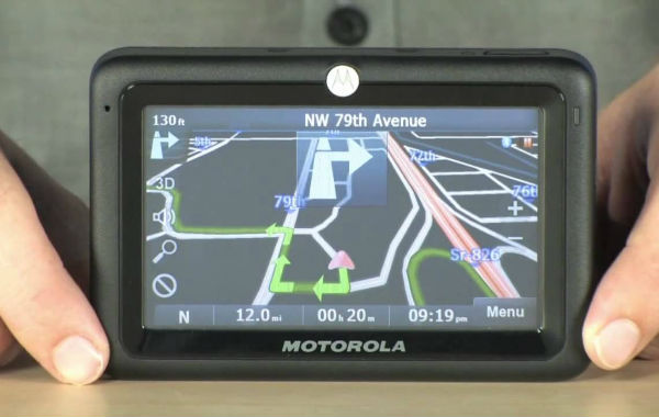 Concurso cultural GPS Motorola