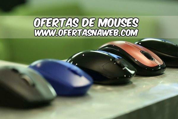 Mouses para todos os gostos
