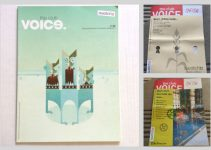 revista club voice swatch