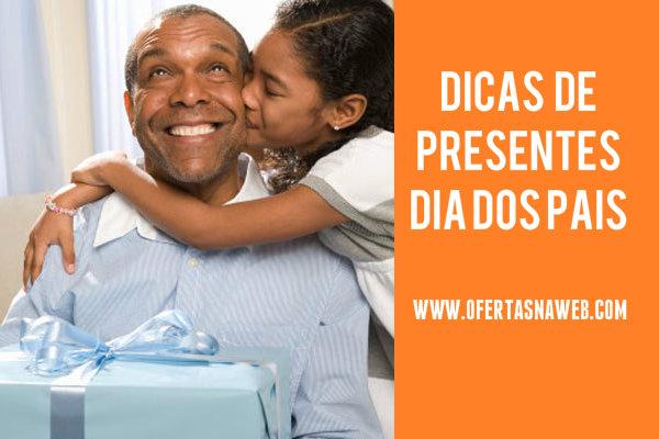 promoções para o Dia dos Pais