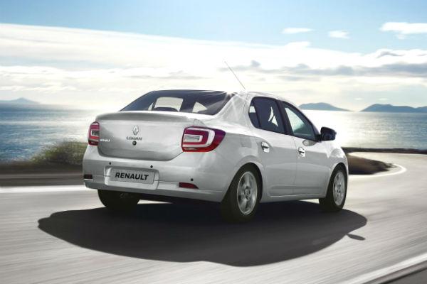 automóvel Renault Logan