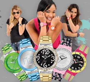 relógio Champion por dia