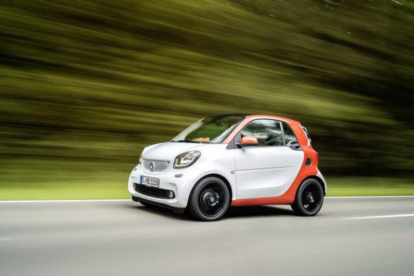 automóvel smart 0km