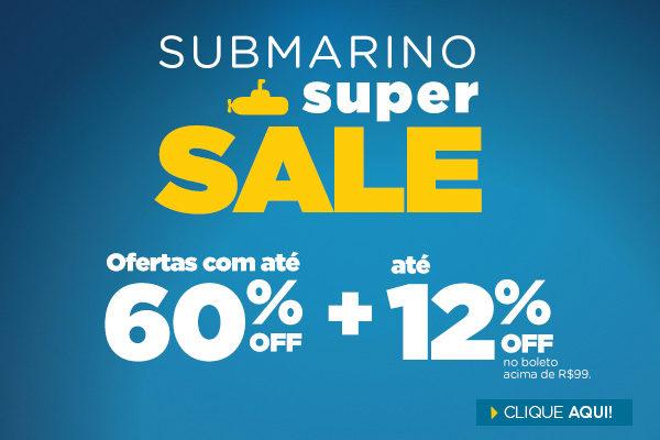 Promoção invasão submarino