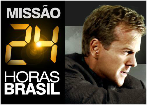 missão 24 horas Brasil