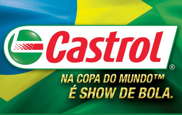 Promoção Castrol no motor