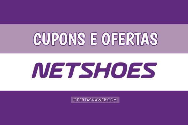 Cupons e descontos Netshoes março