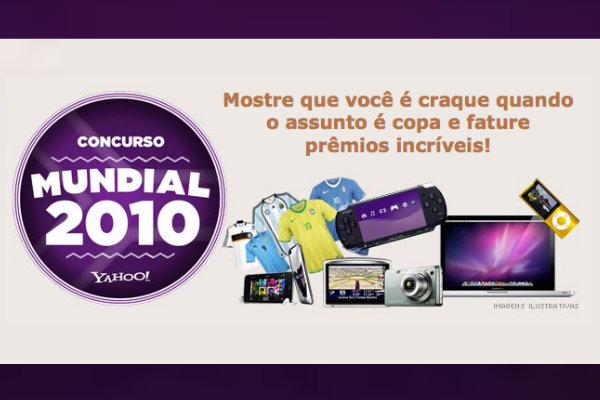 Concurso mundial 2010 Yahoo